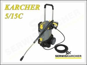 HD 5/15C Kärcher Profesjonalne urządzenie wysokociśnieniowe